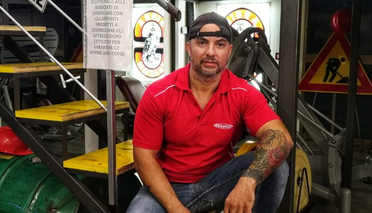 Alessandro Balsano - Officina del Fitness
